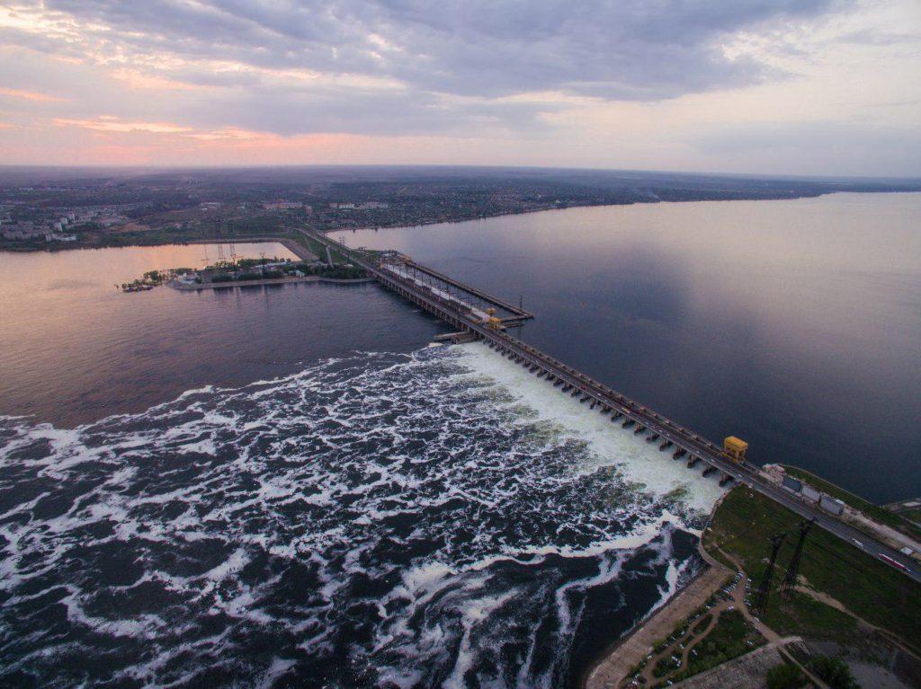Режимы  работы гидроузла Волгоградского водохранилища.